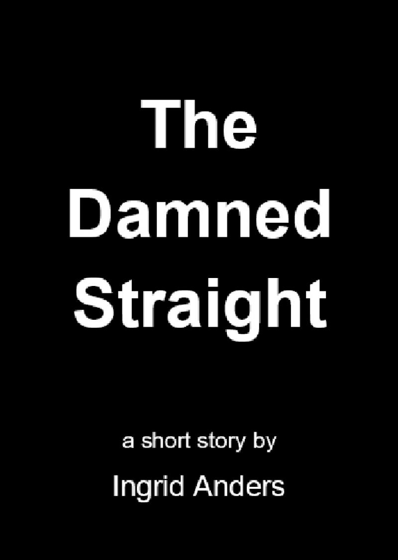 The Damned Straight Cover Image
