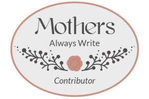 mothers always write contributor badge